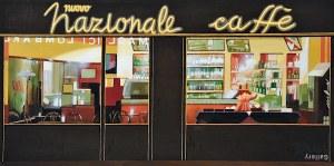 M.Mężyńska, Nazionale Cafe