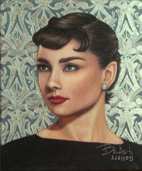 Tatyana Mironova, Audrey (the Faces)