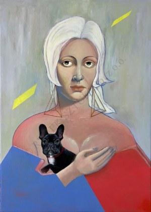 Klaudia Funkiewicz, Damulka z buldożkiem (2019)