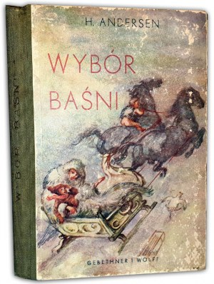 ANDERSEN- WYBÓR BAŚNI wyd. 1943