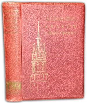 GRABOWSKI - KRAKÓW I JEGO OKOLICE wyd. 1866r. ryciny OPRAWA