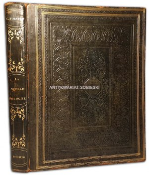 FORSTER, NIEMCEWICZ - LA VIEILLE POLOGNE. Paris 1836. 36 tabl. w litografii