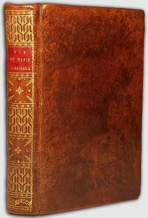 PROYART - VIE DE LA REINE MARIS LECKSINSKA wyd. 1794