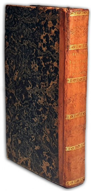 DE HAUTEVILLE - RELATION HISTORIQUE DE LA POLOGNE wyd. 1687