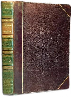 CHODŹKO- LA POLOGNE wyd. 1842 tablice