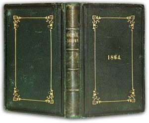 ROCZNIK SĄDOWY NA ROK 1864