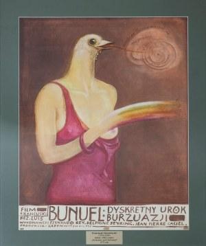 Franciszek STAROWIEYSKI (1930-2009) - projekt, Plakat do filmu