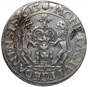 Zygmunt III Waza ort 1613 Gdańsk