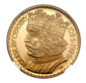 Polska II Rzeczpospolita 10 złotych 1925 Chrobry PL