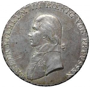 Prusy, Fryderyk Wilhelm III, talar 1802 A