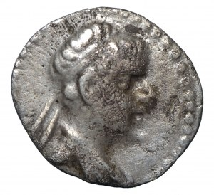 Baktria Eukradites I Megas Obol 170-145 pne