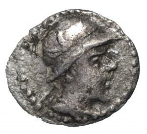 Baktria Eukradites I Megas Obol 170-145 pne.