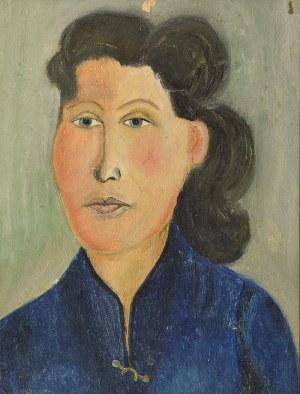 Jerzy PANEK (1918-2001) – przypisywany, Maria Blumenfeld, 1960