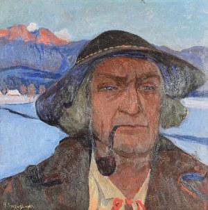 Henryk SZCZYGLIŃSKI (1881-1944), Góral, ok. 1920