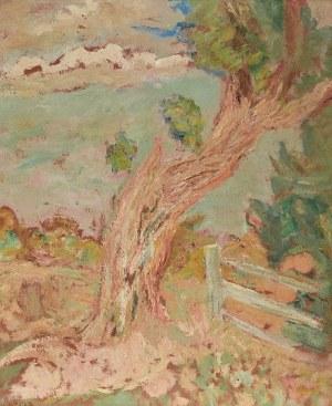 Henryk GOTLIB (1890-1966), Samotne drzewo