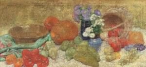 Julia GIŻYCKA-BEREZOWSKA (1880-1976), Martwa natura - Owoce, ok. 1937
