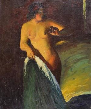 Grzegorz MENDOLY (1898-1966), Akt, 1936