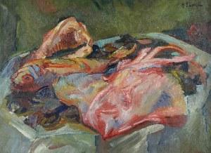 Henryk EPSTEIN (1890-1944), Płaszczka