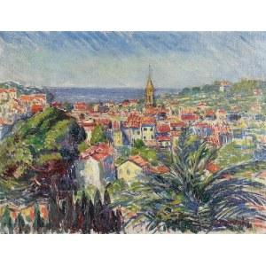 Leon KOWALSKI (1870-1937), Ollioules - Riwiera