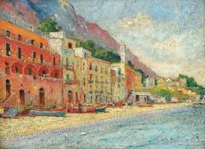 Eugeniusz DZIERŻENCKI (1905-1990), Capri