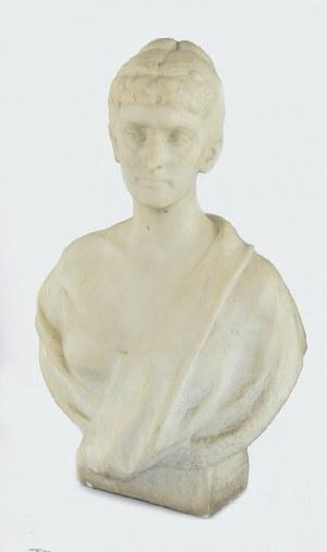 Konstanty LASZCZKA (1865-1956), Popiersie kobiety