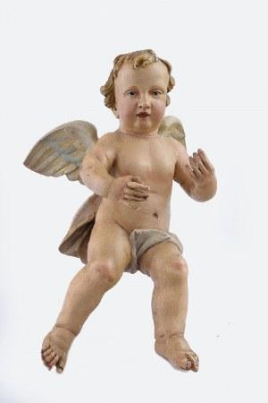 Aniołek w locie