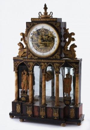 Zegar portykowy, empirowy