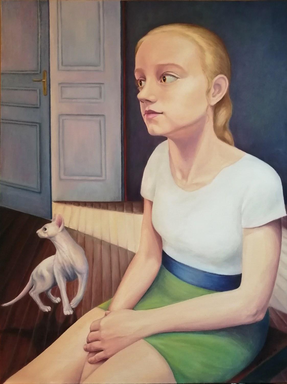 Ewelina Straszewicz, Is anybody out there?, 2019