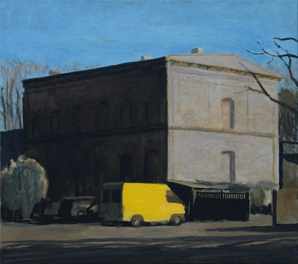 Błażej Tomczak, Żółta ciężarówka, 2015r.