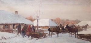 Adam Setkowicz (1875 Kraków - 1945 tamże), Spotkanie