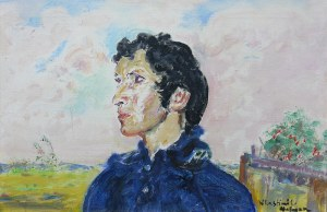 Wlastimil Hofman (1881 Praga - 1970 Szklarska Poręba), Samotność