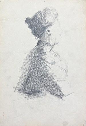 Włodzimierz Przerwa-Tetmajer (1861-1923), Studium kobiety