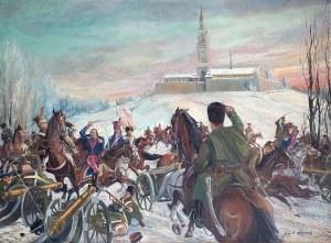 Jerzy R. Woźniak (XX w.), Pułaski pod Częstochową