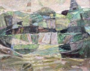 Krystyna Łada-Studnicka (1907 Czeladź - 1999 Warszawa), Góry II