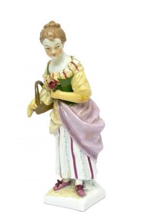 Figurka ogrodniczki