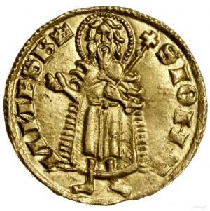 Floren (goldgulden), 1342–1353, mennica Buda (?), mince...