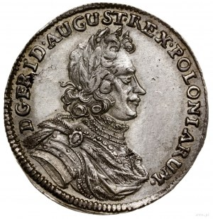 1/6 talara, 1698 IL - H, Drezno; Kahnt 161, Merseb. 161...