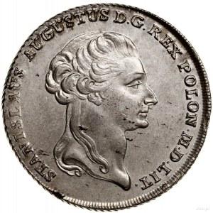 Talar, 1794, Warszawa; Aw: Głowa króla w prawo, wokoło ...