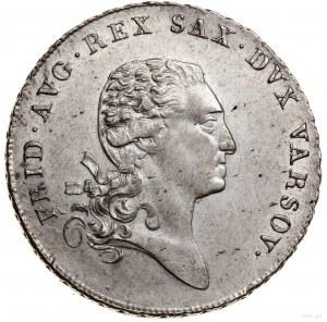 Talar, 1811 IB, Warszawa; Aw: Głowa księcia w prawo, wo...