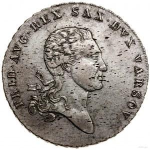 Talar, 1812 IB, Warszawa; Aw: Głowa księcia w prawo, wo...