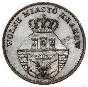 5 groszy, 1835, Wiedeń; Bitkin 3, H-Cz. 3825, Kop. 7857...