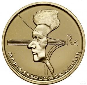2.000 złotych, 1979, Warszawa; Maria Skłodowska Curie; ...