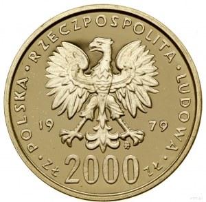 2.000 złotych, 1979, Warszawa; Mieszko I (960–992); Fr....
