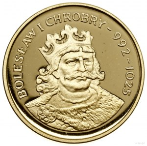 2.000 złotych, 1980, Warszawa; Bolesław I Chrobry (992–...