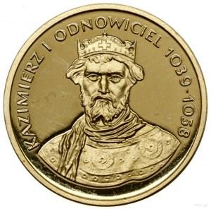 2.000 złotych, 1980, Warszawa; Kazimierz Odnowiciel (10...