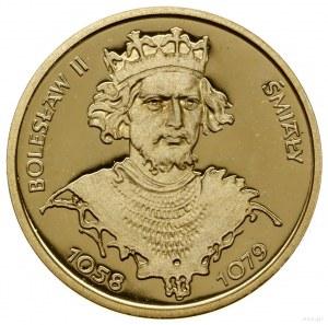 2.000 złotych, 1981, Warszawa; Bolesław II Śmiały (1058...