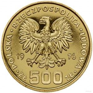 500 złotych, 1976, Warszawa; Tadeusz Kościuszko (1746–1...