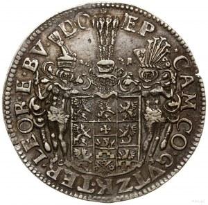 Talar, 1631, Szczecin; Aw: Popiersie księcia w zbroi zw...