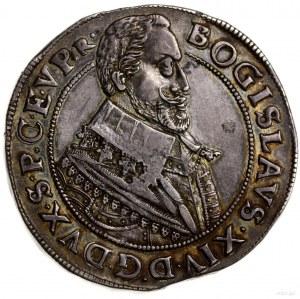 Talar, 1636, Szczecin; Aw: Popiersie księcia zwrócone w...