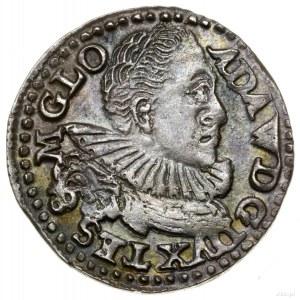 Trojak, 1597, Cieszyn; z końcówką M GLO; F.u.S. 2987, K...
